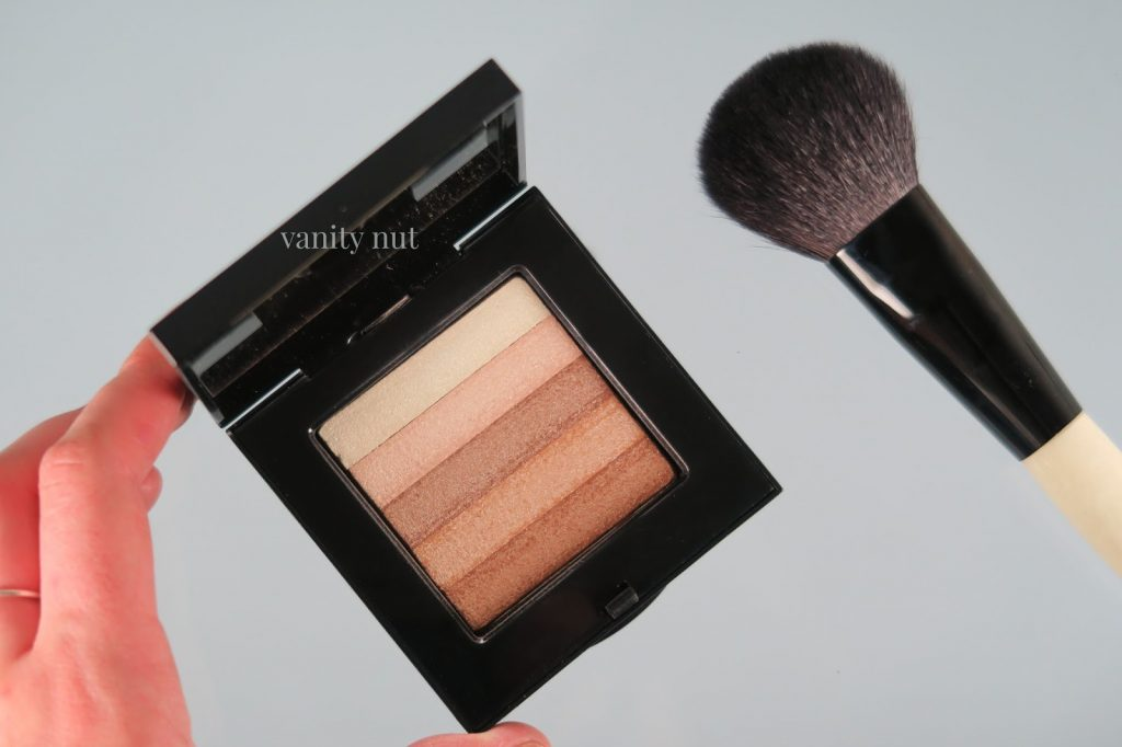 Shimmer Brick & Blush Brush
