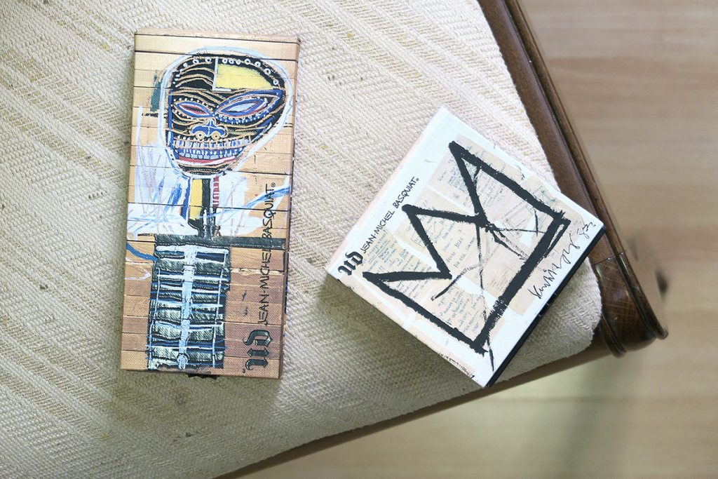 Urban Decay x Jean-Michel Basquiat