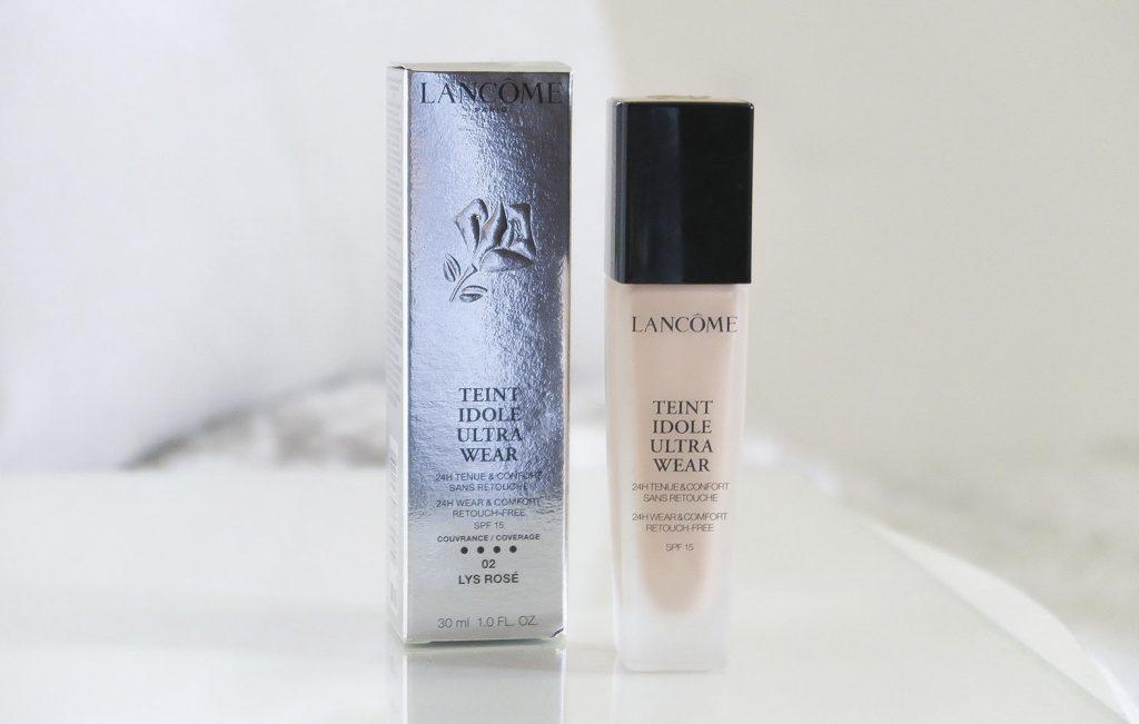 Teint idole Ultra Wear Lancôme