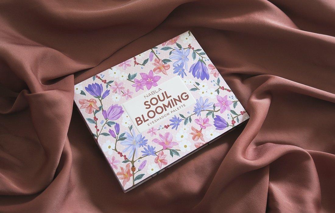La nueva paleta de Nabla SOUL BLOOMING