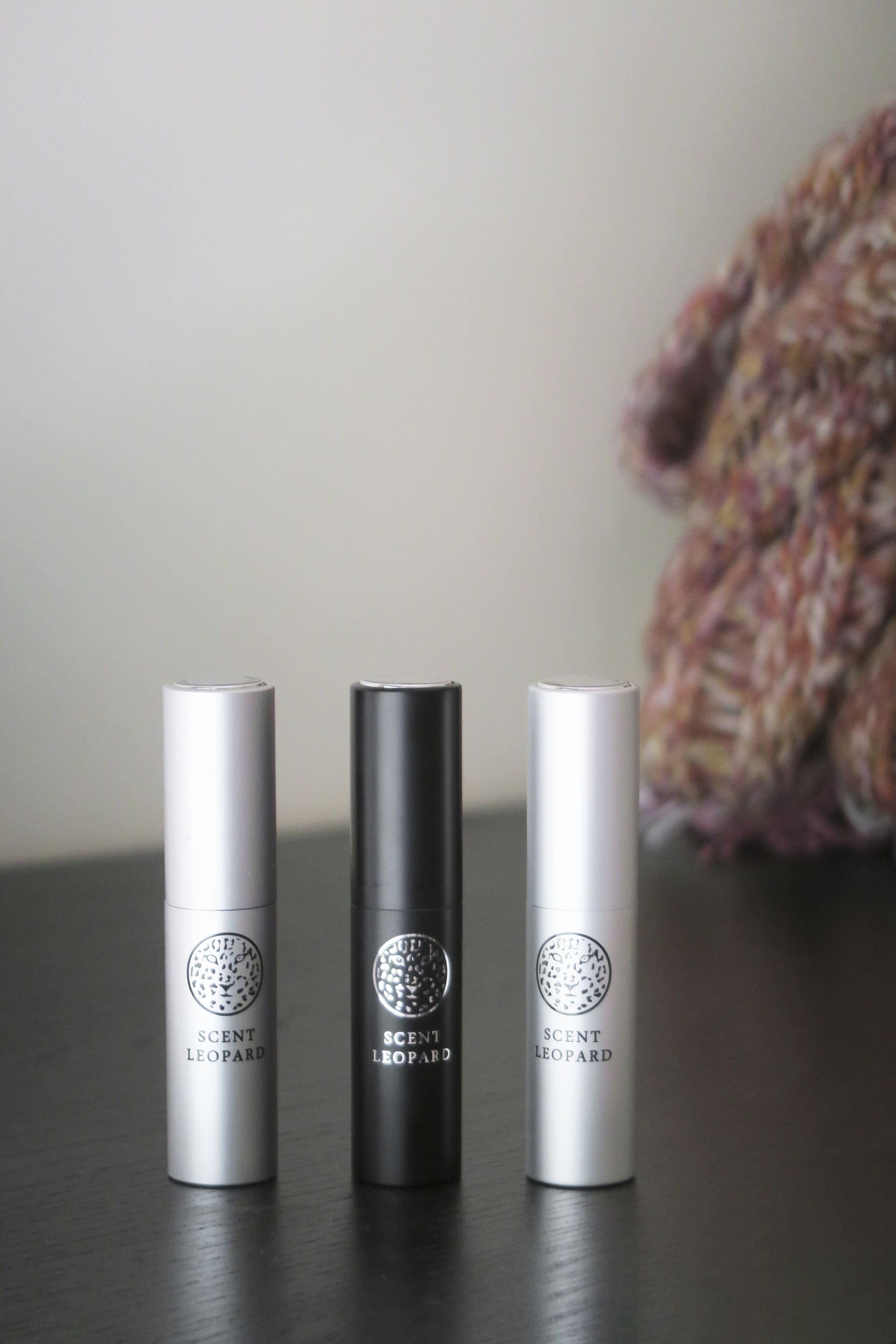 Scent Leopard. Mini Perfumes originales