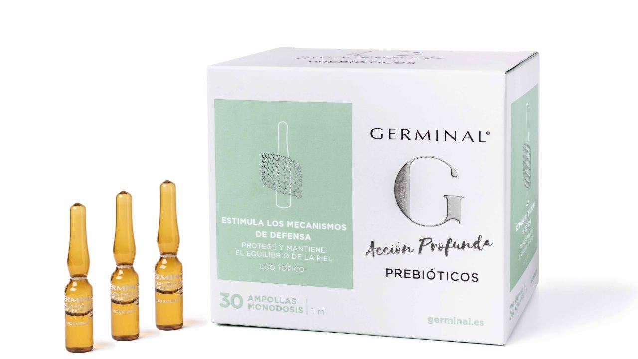 Ampollas de Germinal Prebióticos