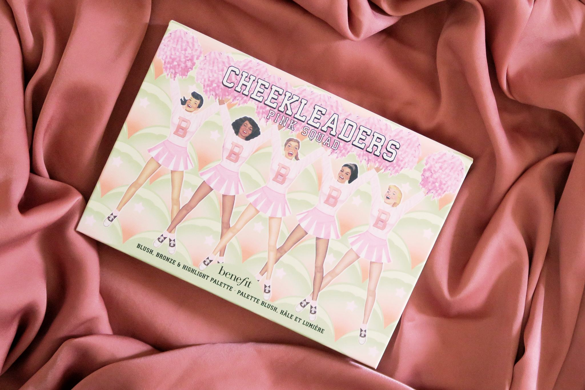 cheekleaders pink squad benefit