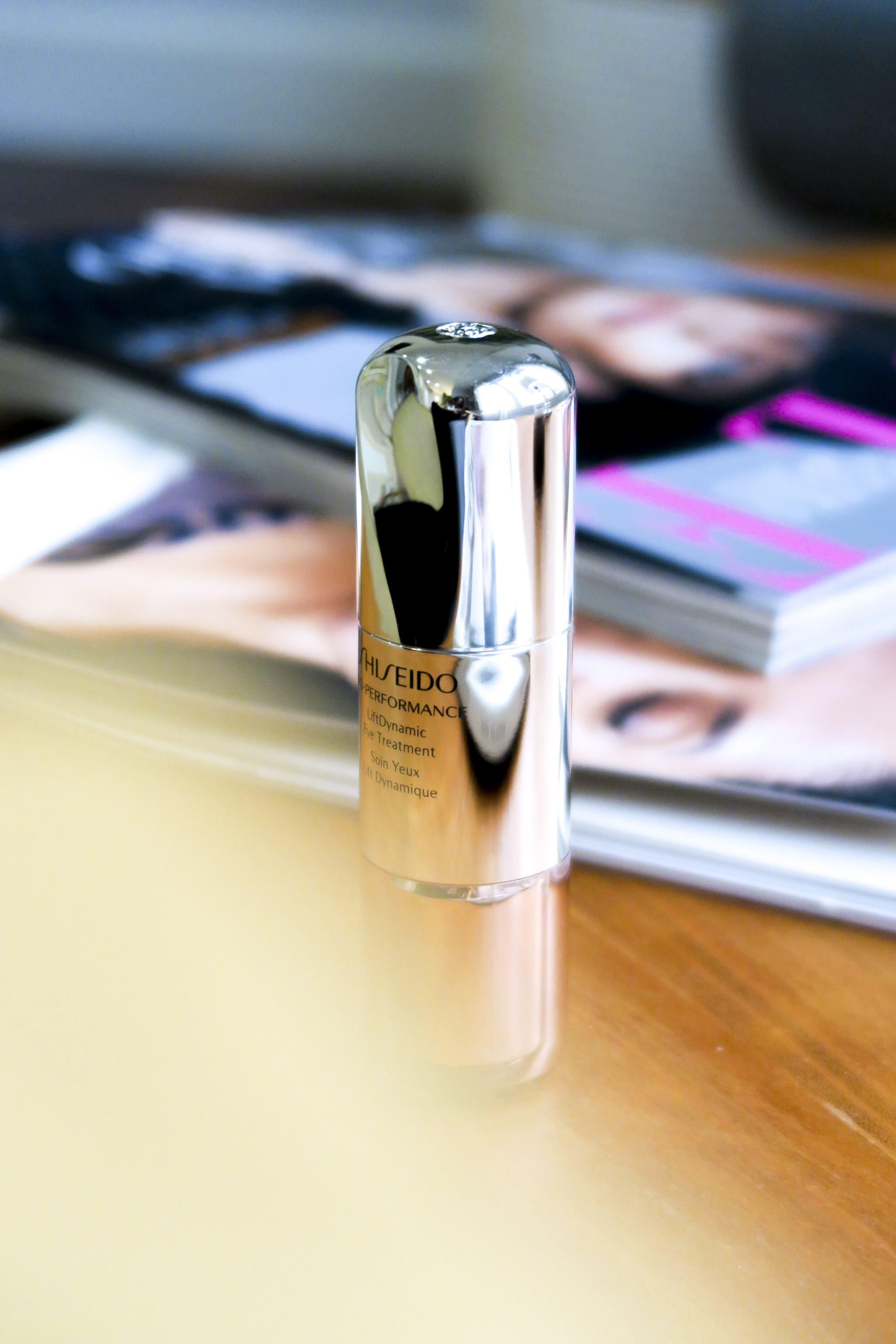 Contorno de ojos de Shiseido Bio-Performance LiftDynamic
